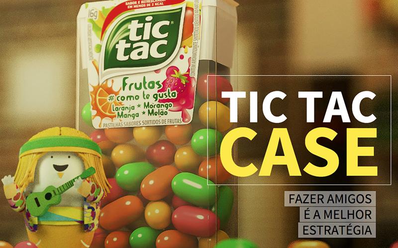 Tic Tac e Tecnisa: cases digitais de sucesso