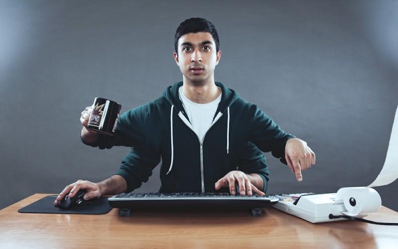Menos ocupação e mais produtividade: o dilema de um empreendedor de sucesso