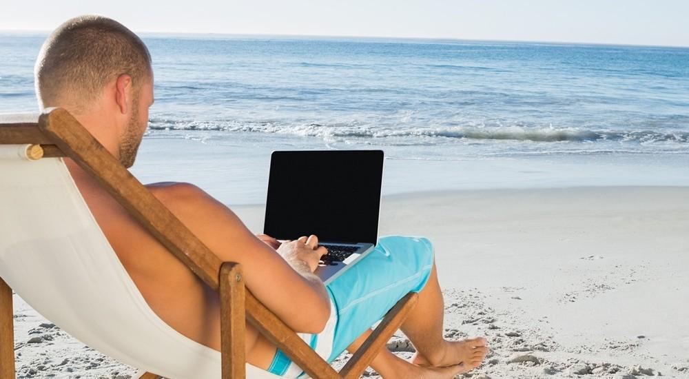 Você pode entrar em férias; sua estratégia não!