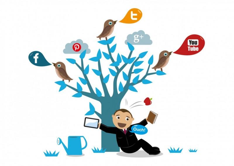 4 motivos para sua empresa estar nas mídias sociais