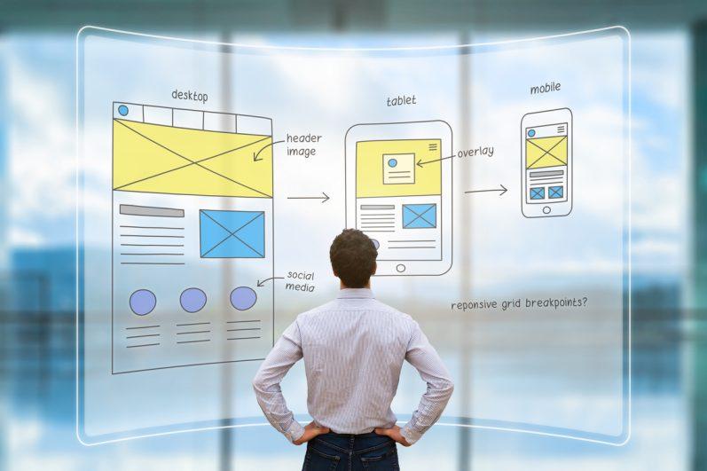 Conheça as vantagens do uso de sites responsivos