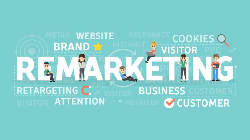 É mais que marketing, é remarketing